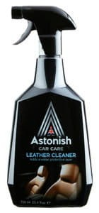 Astonish - Car Leather Cleaner - Spray 750ml
