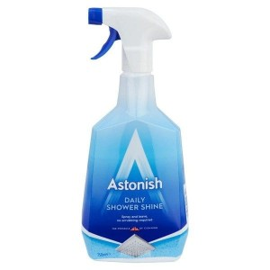 Astonish Daily Shower Spray do Kabin Prysznicowych 750ml