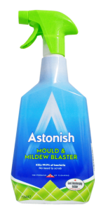 ASTONISH MOULD & MILDEW Płyn Do Usuwania Pleśni 750ml