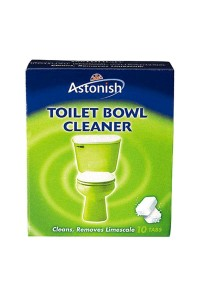 ASTONISH TOILET BOWL CLEANER Do Czyszczenia Toalety