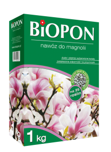 BiOPON - Nawóz do Magnolii - Karton 1kg
