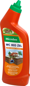 BROS - Microbec WC - Bio Żel do Toalet - 750ml