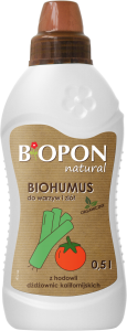 BiOPON natural -  Biohumus do Warzyw i Ziół - 500ml
